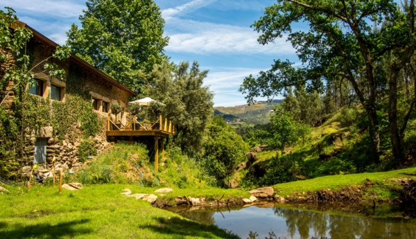 Luxury holiday homes in Northern Portugal at boutique resort Quinta dos Moinhos